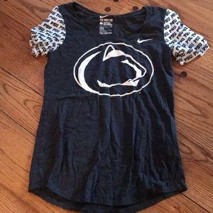 NWOT women's Penn State shirt